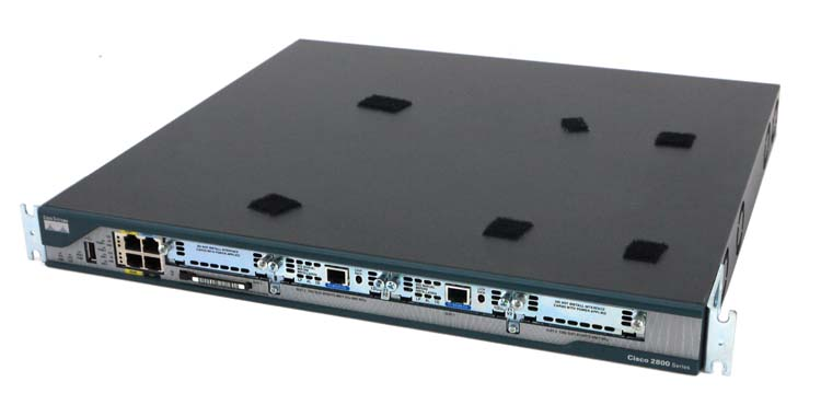 Cisco 2801 Network Router CCNA CCNP CCIE 2800 Series ...