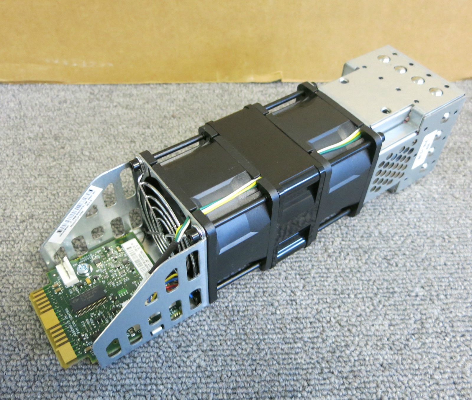 Hp 335535 001 Ffb0612eh Eva4400 Cpu Server Cooling Fan And