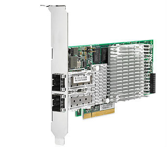 Hp Nc522sfp Dual Port 10gbe Nic Network Card 468332 B21
