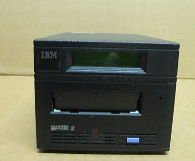 IBM TOTALSTORAGE ULTRIUM L23 SETUP AND OPERATOR MANUAL Pdf Download