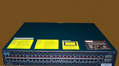 Ethernet Switchport on Catalyst 2948 Ws C2948g 48 Port   2 Gbic Slot Fast Ethernet Switch