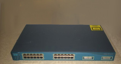 Ethernet Switchport on Catalyst 3524 Ws C3524 Xl En 24 Port 2 Gbic Slot Fast Ethernet Switch