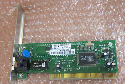Network Card on Dell 10 100 Pci Network Card Nic 1010 P N 03k021 3k021