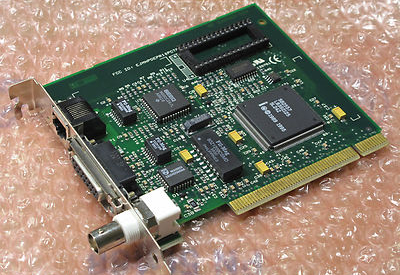 Ethernet  Adapter on Dell 12103 10 100 Nic Pci Ethernet Network Card Adapter