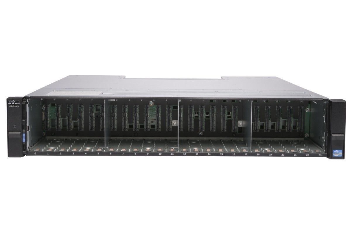 Dell Compellent SC4020 SC4020F Storage Array 2x 8Gb s FC ...