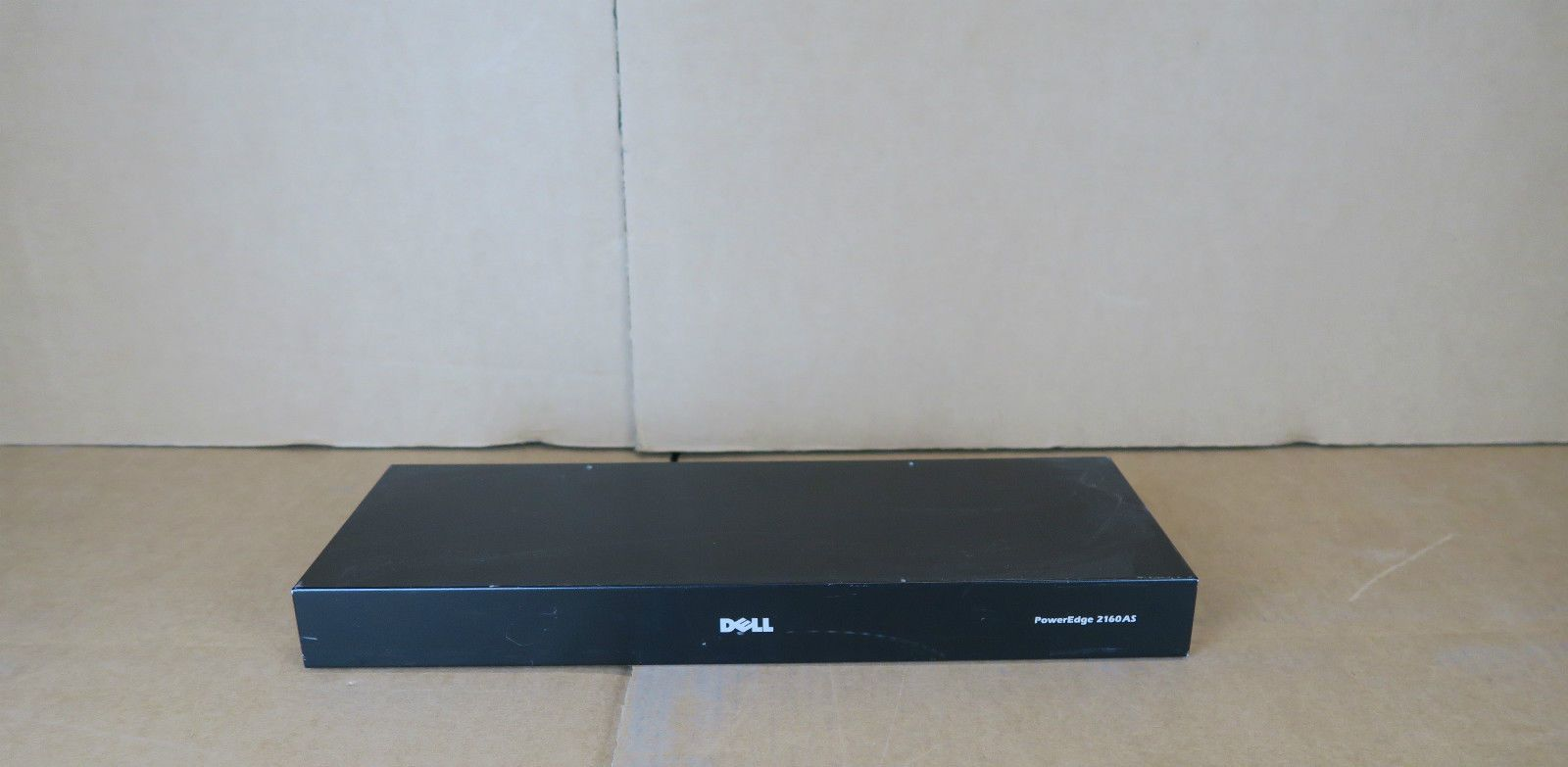 New Dell PowerEdge 2160AS 16-Port IP KVM Console Server Switch Kit ...