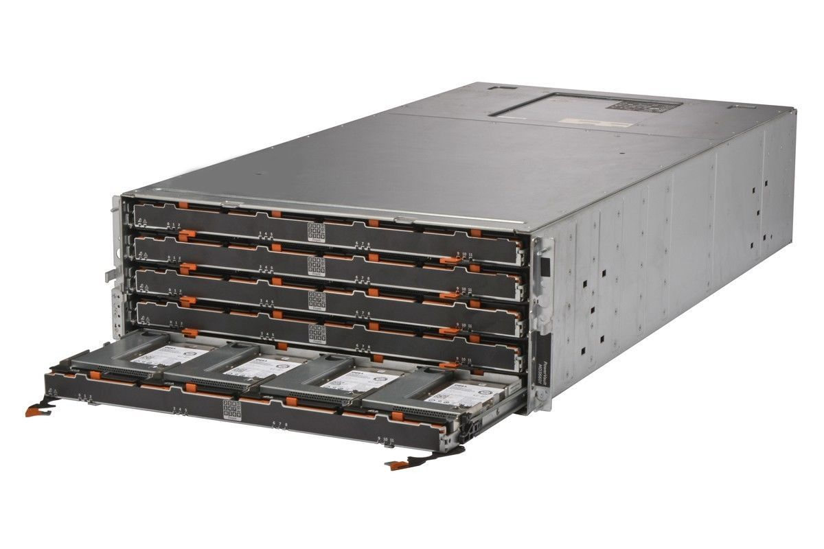 Dell powervault md3060e 60 bay sas dense storage for Storage bay
