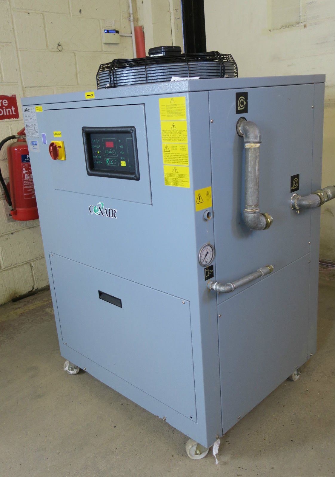 ConAir GC A18 21kW Air Cooled Process Water R407c Industrial Chiller #ABAA20
