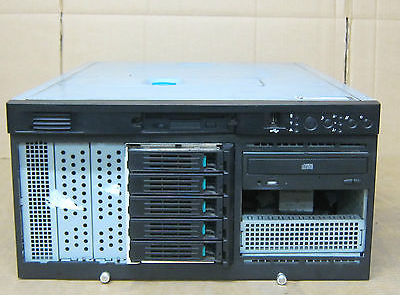 36.7gb Rack Mount Server