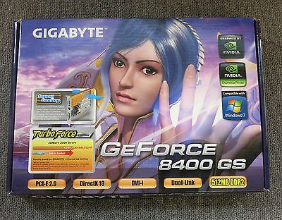 pilote geforce 8400 gs