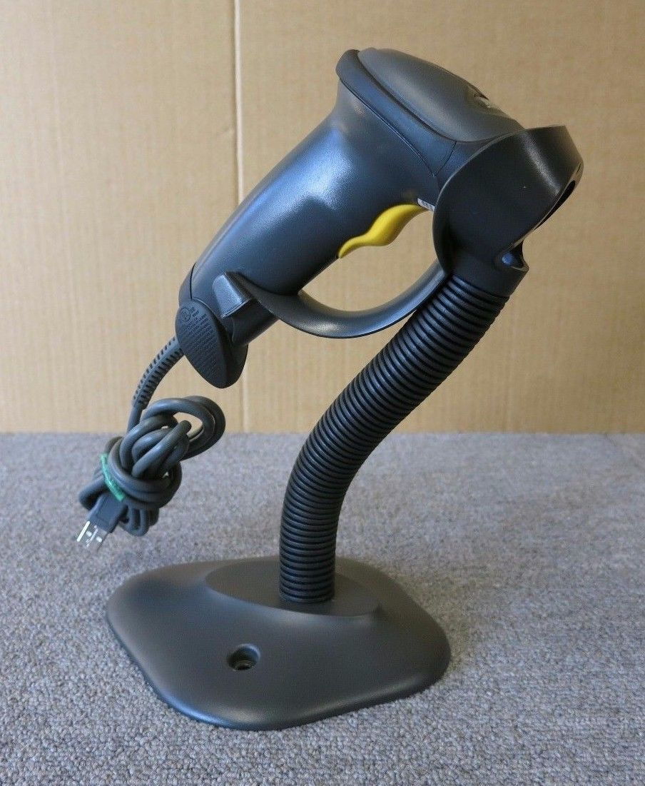 Symbol ls2208 sr20007r ur 1d wired handheld laser barcode scanner symbol ls2208 sr20007r ur 1d wired handheld laser barcode scanner with stand biocorpaavc Gallery