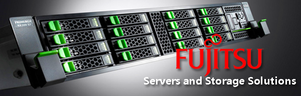 Used and refurbished Fujitsu Servers and Storage Solutions