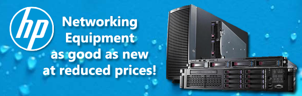 Used and Refurbished Networking Equipment