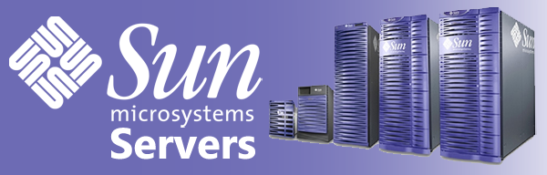 used and refurbished Sun Microsystems Servers