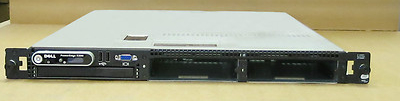 10 x Dell PowerEdge R200 Dual-Core XEON 3.0GHz 4GB 1u VT VMware 1U Rack Server