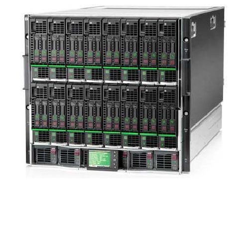 16 x HP ProLiant BL465c GEN8 Blade Servers 32 x Opteron 6278 512 CORES 2048GB