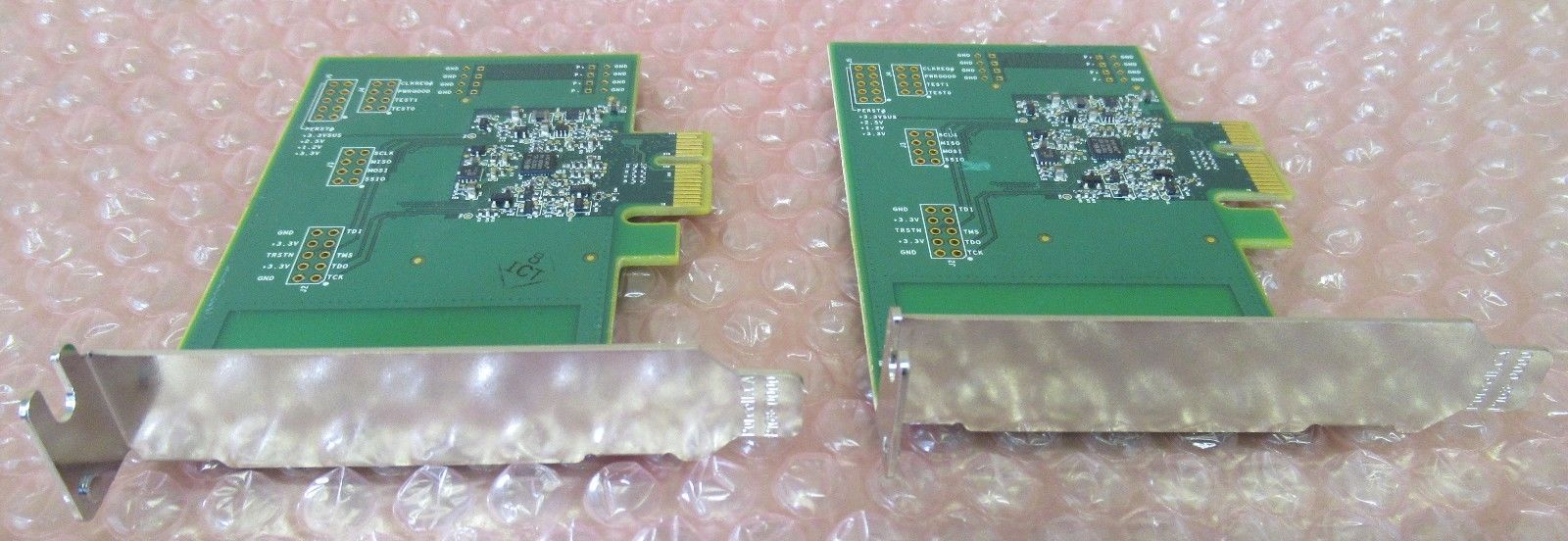 2 x Dell T8V8R Half Height Encryption Secure PCI-e Card