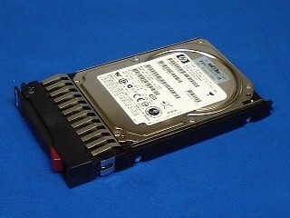 376596-001 HP 36GB 10K SAS HOT PLUG HARD DRIVE FOR HP PROLIANT