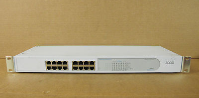 3Com Baseline Switch 10/100 3C16470 Ethernet Network Switch