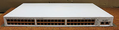 3Com SuperStack3 Switch 4200 50-Port Managed Stackable Switch 3C17302A