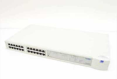 3Com Superstack II Dual Speed  (3C16611) 24-Ports External Hub Stackable