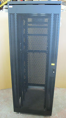 47U Server & Networking Rack Cabinet Enclosure with sides, back and front