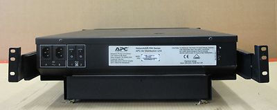 APC Rack Air Distribution Unit ACF002 2U 208/230V 50/60HZ 1K0235N00113