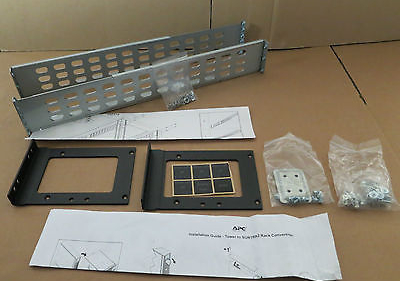 APC Tower to SURTRK2 Rack Conversion Kit RAIL ASM OM-756F LEFT/RIGHT 19""