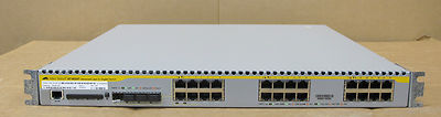 Allied Telesyn AT-9924T 10/100/100T x 24 Ports Gigabit Ethernet Layer 3 Switch