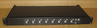Austin Hughes Cyberview KVM Switch CV-801 PS2 VGA Network Console Cascade