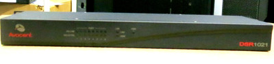 Avocent DSR1021 8-Port KVM Over IP Switch