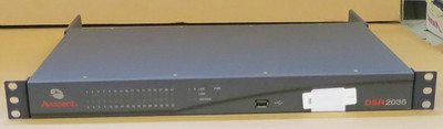 Avocent DSR2035 32-Port KVM over IP Switch 2 users 32 devices 520-428-505