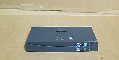 Belkin OmniView E Series 2-Port KVM Switch (F1DB102P)