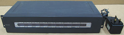 Belkin Omniview Pro2 PS/2 16-Port KVM Switch, Network Equipment, F1DA446T