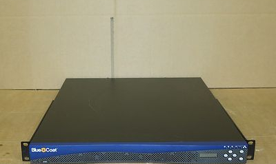 BlueCoat Proxy AV510-A Network Security Appliance Blue Coat 510 090-02692