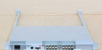 Brocade 200E SM-210E-R0000 16-Port 4Gb Fibre Channel FC Switch - 16 Ports Active