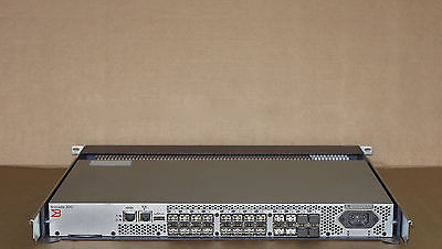 Brocade 300 340 8Gb 24 port Fibre Channel Switch 24 Ports Active BR-340-0004
