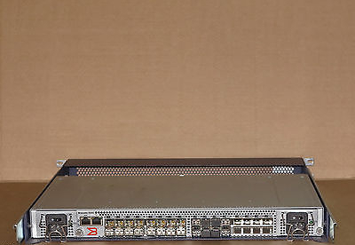 Brocade 5000 5020 4Gb 24-Port Fibre Channel Switch 24 Ports Active BR-5020-0001