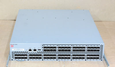 Brocade 5300 5340 80-Port  8Gb 8Gb/s FC Fibre Channel SAN Switch HD-5340-0008