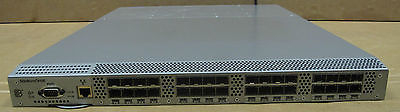 Brocade Silkworm 4100 32-port 4GB/s San Fibre Channel FC Switch P/n HD-4120-0001