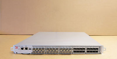 Brocade Silkworm 5100 5120 8Gb FC Fibre Channel SAN Switch 40 x Active 8GB ports