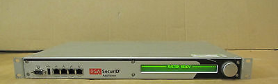 Celestix Scorpio II RSA SecurID Appliance VPN Security Firewall Rackmount