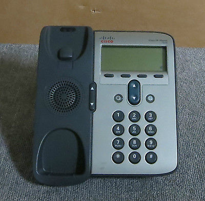 Cisco 7906 CP-7906G Desktop Business VoIP IP Display Telephone Phone
