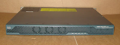 Cisco ASA 5540 Adaptive Security Appliance ASA5540-BUN-K9 Network Firewall