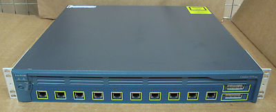 Cisco Catalyst 3550 12-Port Fast Ethernet Switch WS-C3550-12T