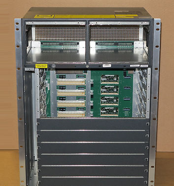 Cisco Catalyst 4510R WS-C4510R 10-Slot Network Switch Chassis