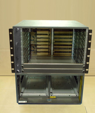 Cisco Catalyst 5509 Series WS-C5509 9-Slot Modular Switch Chassis With Fans