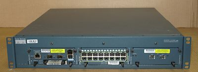 Cisco Content Services Switch CSS11503-AC + SCM-2GE, IOM-16FE, IOM-2GE Module