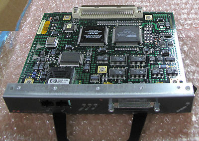 Cisco Fast Ethernet RX/TX Module Card, Switch Module P/n 11548100