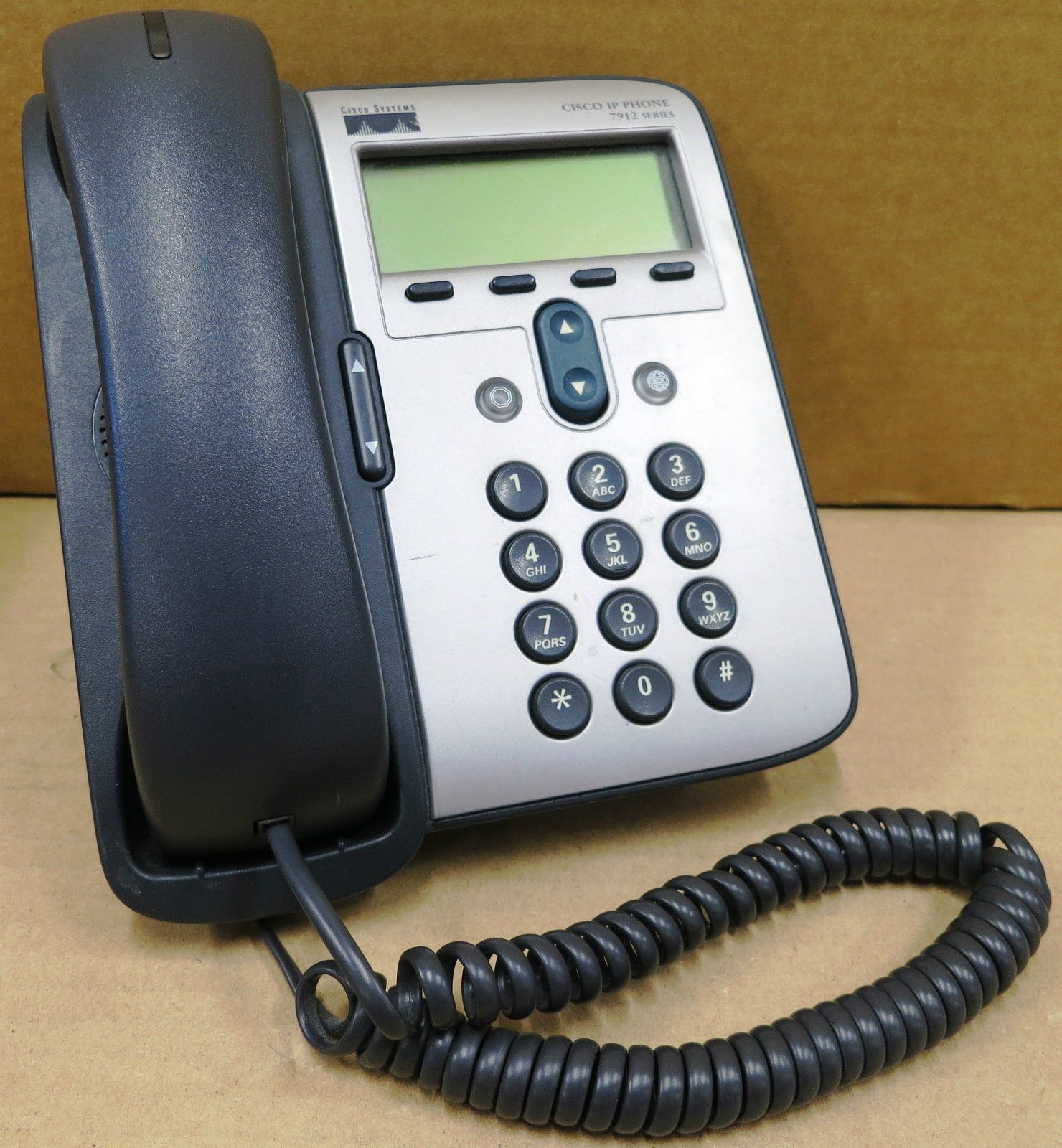 Cisco Ip Phone 7912 Cp 7912g A 74 3781 06 Business Desktop Telephone Stand
